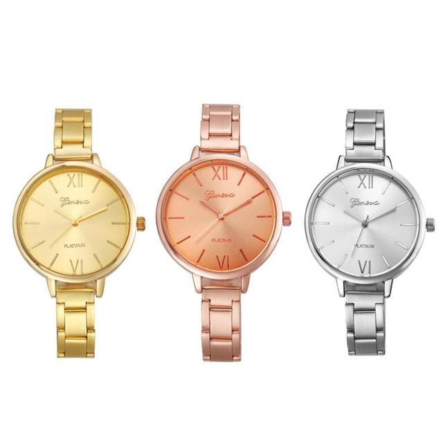 Zegarek damski Geneva Narrow różne kolory