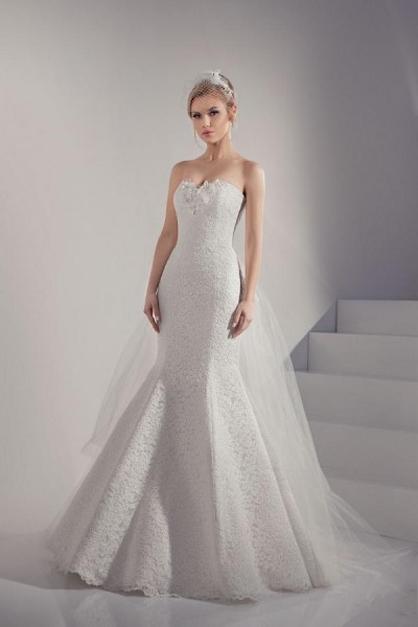 Mermaid Wedding Dress With Detachable Train : Aliexpress buy high quality mermaid wedding