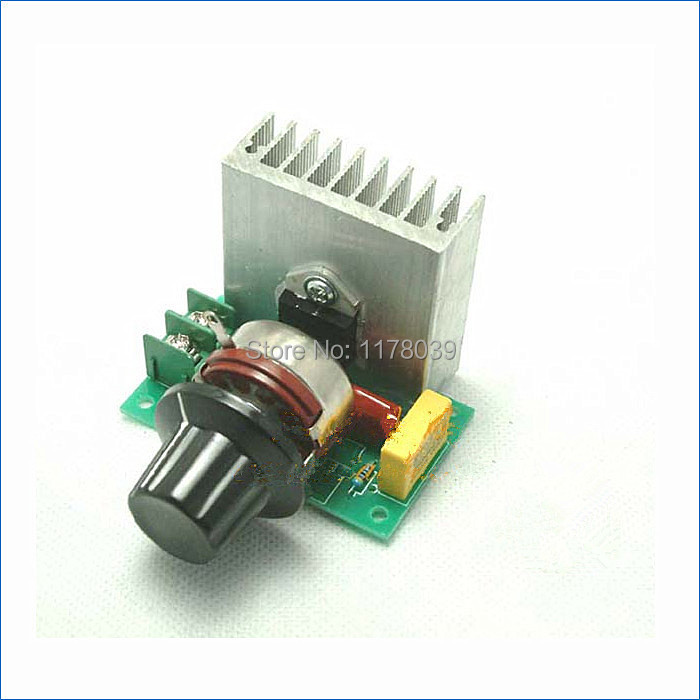 220v Ac Electric Motor Speed Controller Electric