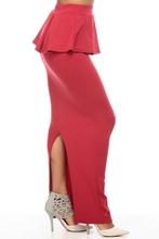 novelty skirt long skirt