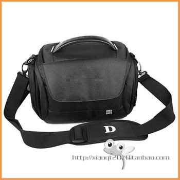 Free shipping digital camera bag Camera Case DSLR #R1 Camera Case Bag for Nikon D40 D40X D5100 D7000 D3100 D3S D300s D90 D80