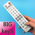 Universal learning Remote Control controller Chunghop L309 For TV SAT DVD CBL DVB T AUX BIG