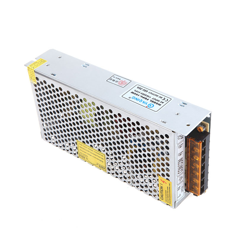 Трансформатор освещения OEM AC 110v/220v DC 5V 20A 100W Lighting Transformers transformers маска bumblebee c1331
