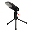 High Quality Professional Condenser Microphone With Holder Stand Clip Studio Microfone For PC Laptop Singing Karaoke