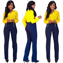 Fashion casual two-piece pants family matching outfits Siamese trousers High-grade summer jumpsuits casual plus size pants Women