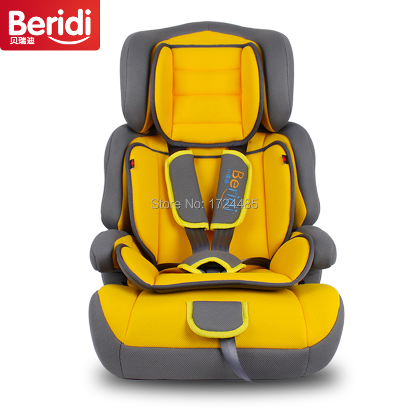 free shipping child safety seat baby car seat 9 months 12 years old car seat yy 04 in child car. Black Bedroom Furniture Sets. Home Design Ideas