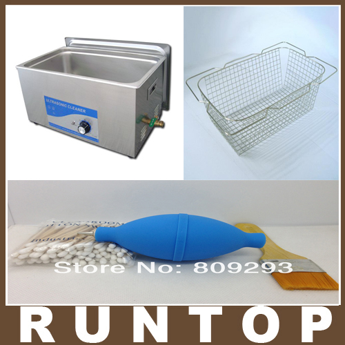 Free shipping 22 L 480W PCB Hardware Fitting Car Accessories APA Ultrasonic Cleaner Bath JP-080B with 1 Free Basket(China (Mainland))