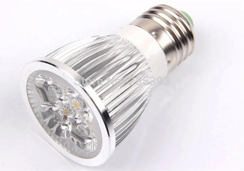 10pcs / Lots , 5W MR16 With 12V , Gu10, Gu5.3, E27, E14 LED SPOT Light Bulb with Epistar , Bridgelux LEDs Cold White, Warm White(China (Mainland))