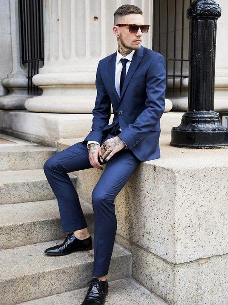 Online Buy Wholesale Classic Style Brand Mens Suits With Pants Business From China Classic Style