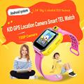 Kids GPS watch 3G Camera LBS WIFI Wristwatch GPRS GPS Locator Tracker Anti Lost Smartwatch Baby