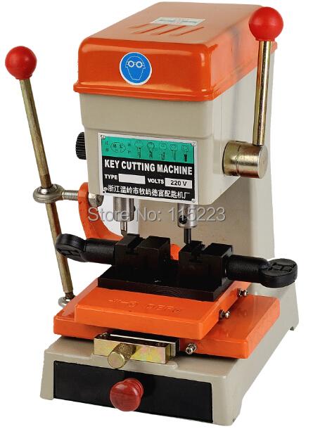 Vertical Key Cutter Defu Key Cutting Machine For Duplicating Security Keys Locksmith Tools Lock Pick Set(China (Mainland))