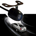 Auto Parking System HD Car Rear View Camera Built in Distance Scale Lines Waterproof Rear View