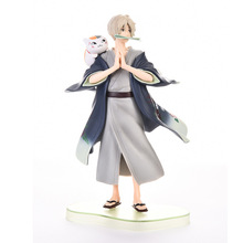 Anime figures Natsume Yuujinchou PVC Action figure Natsume Takashi Toys 20 cm Collection MODEL Collectible RETAIL BOX JK-0052