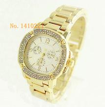 Montre Femme moda De lujo Top Marca para Mujer reloj De cuarzo mujeres logotipo completo Relojes De oro rosa Mujer reloj Relojes De Marca Mujer