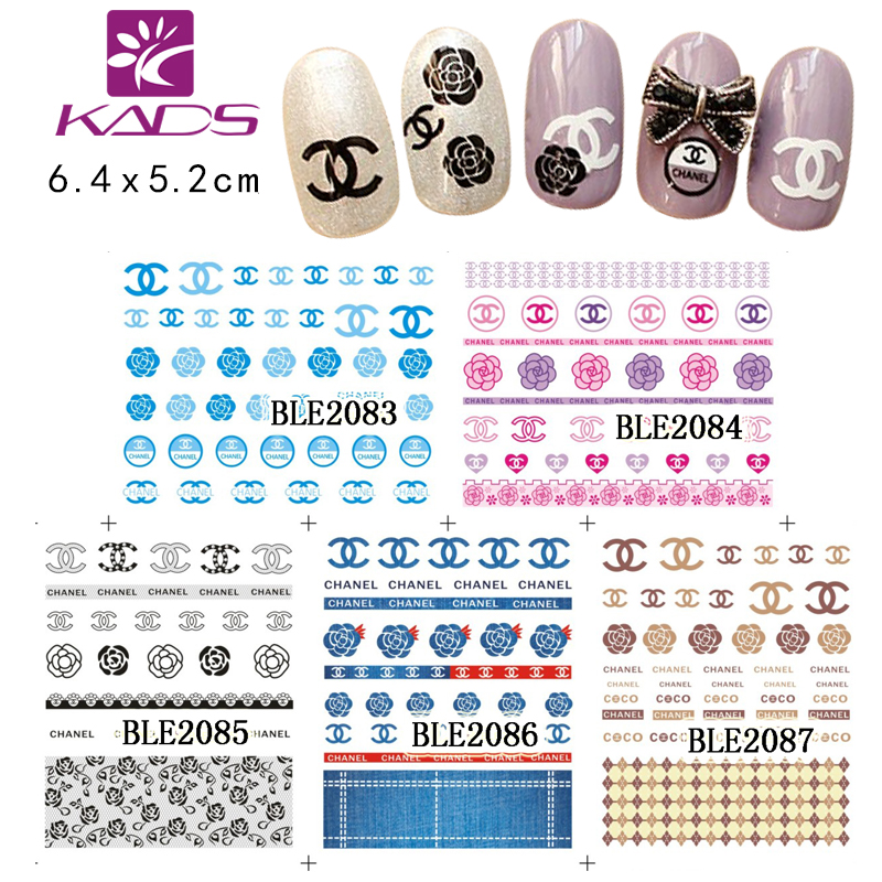 2014 NEW August LARGE 1 SET(11 DESIGNS IN 1 set) brand design Nail tips nail sticker DECAL NAIL WATER STICKER DECAL<br><br>Aliexpress
