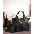 Leather Women Shoulder Bag Handbag Lady Messenger Bag Brand Design Tote Top handle Female Purse Fashion