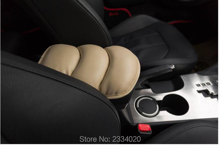 Vehicle Center Console Arm Rest Seat Box Pad Protective Case for JEEP Compass Patriot Rubicon DODGE JCUV Journey RAM GMC(China (Mainland))