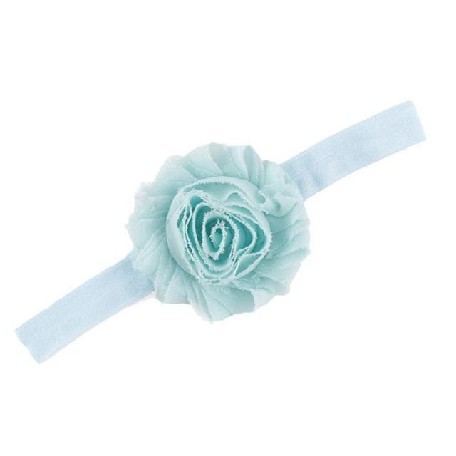 Ленты для волос для девочек симпатичные ободки с цветами дети эластичные ленты для ...