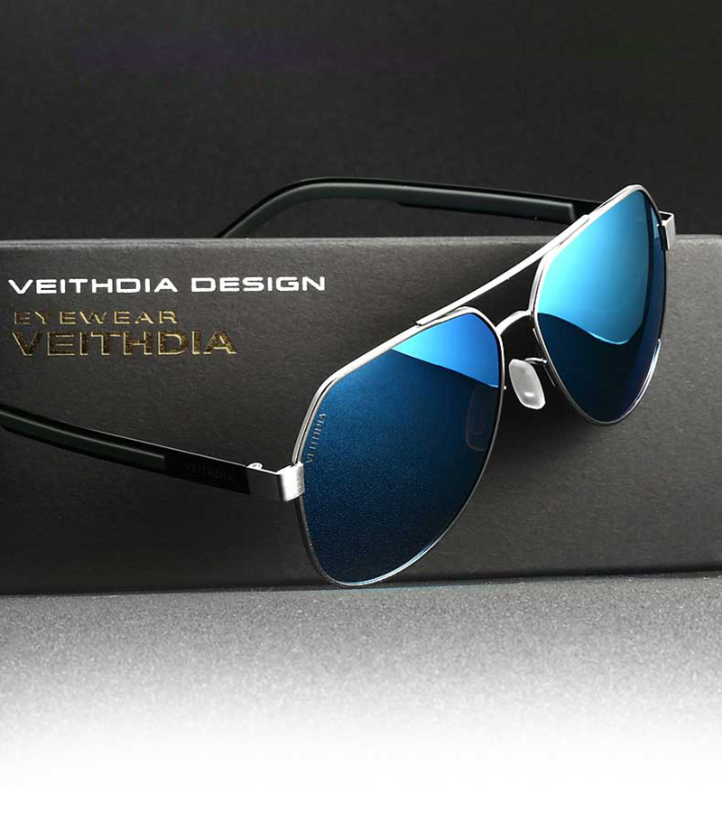 Aviator Sun Glasses Polarized Blue Coating Mirror Driving Men s Sunglasses Oculos de sol Male Eyewear
