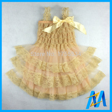 Wholesale Newborn Baby Birthday Lace Dress Baby Girls Party Dress 2015 Christening Infant Princess Dresses Free DHL 150pcs/lot(China (Mainland))