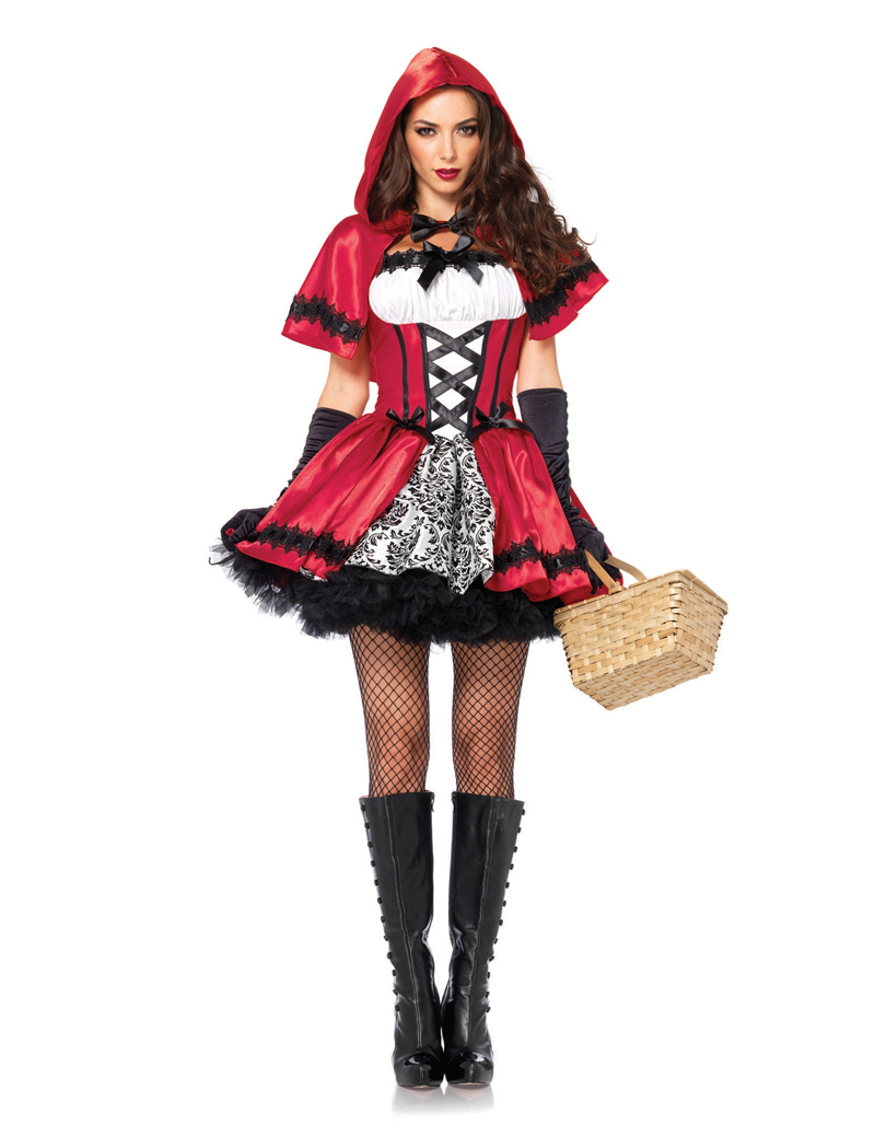 Sexy little red riding hood costume galleries 5