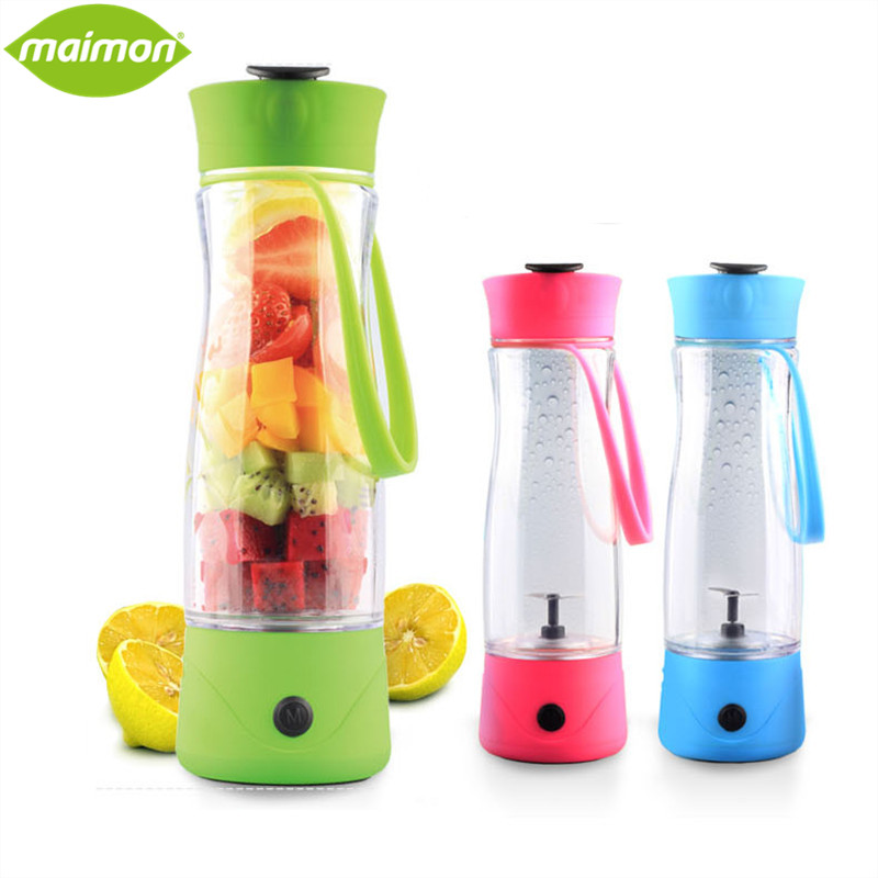350ml portable automatic mini bottle blender chocolate coffee self