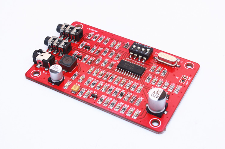 new 5V-6v Digital Radio Station PLL Stereo BH1417 MP3 FM Dual Transmitter module(China (Mainland))