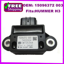 06-10 HUM**MER H3 FRONT LEFT DRIVER SIDE YAW SENSOR   oem EWTS53AA  15096372 003  MR527442 MN116715(China (Mainland))