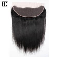 STRAIGHT FULL Lace Frontal Closure 13×4 With Free Shipping 7A Brazilian Lace Frontal Closure 100% Human Hair Frontal Closure HC