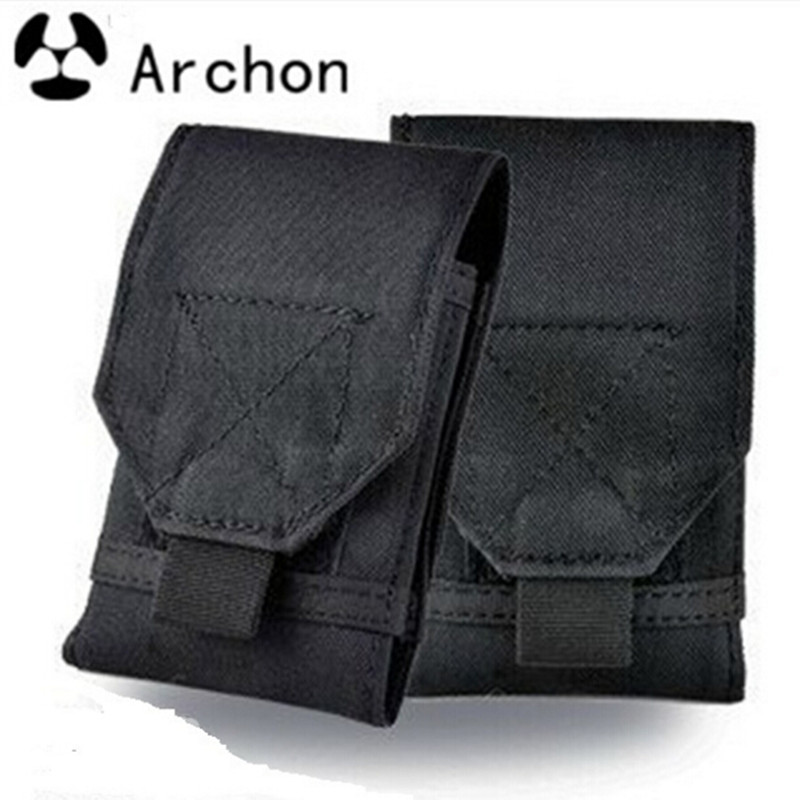 Archon Outdoor Tactical Molle Waist Pack Bags Pouch Purse Phone Case Iphone 6 Plus SAMSUNG Note 2 3 4 CORDURA Fabric - Youth Time Store store