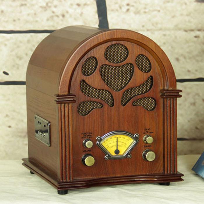 Винтажные радиоприемники своими руками 50