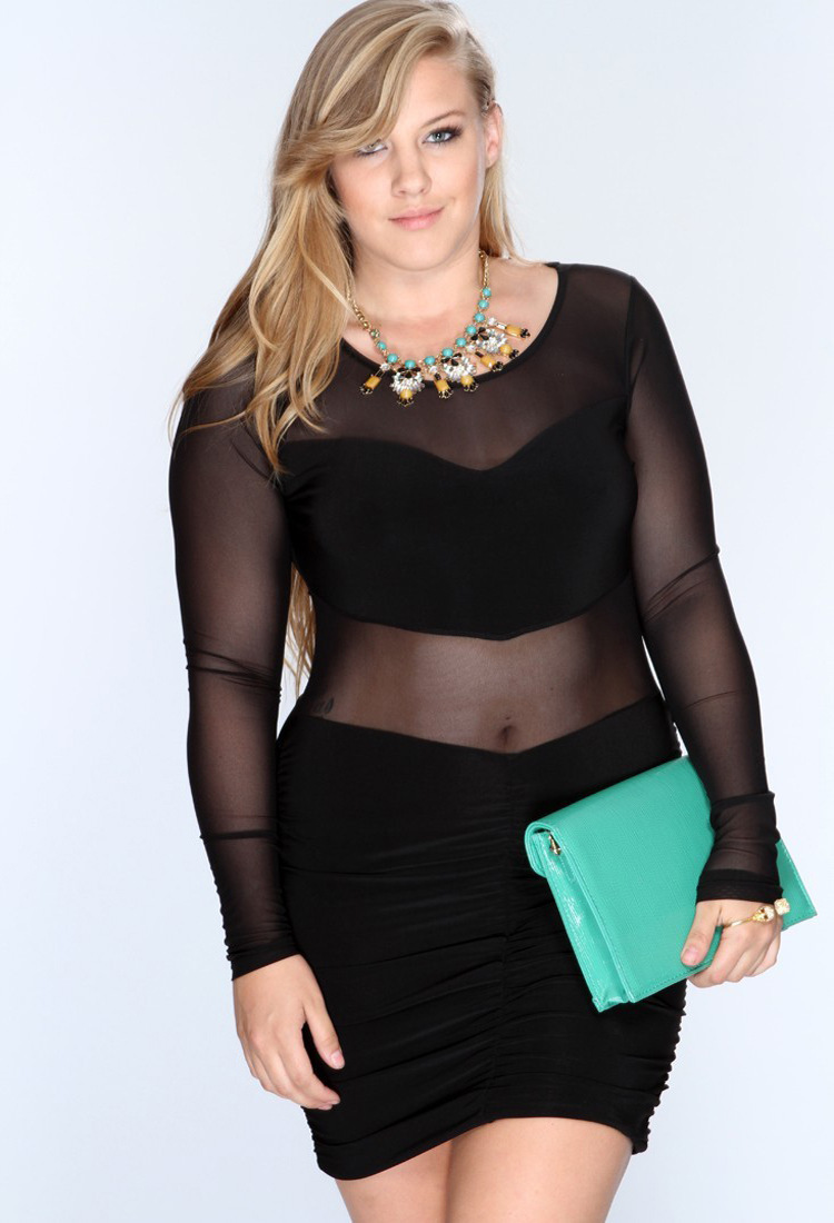 Plus Size Nightclub Dresses Cheap - raveitsafe