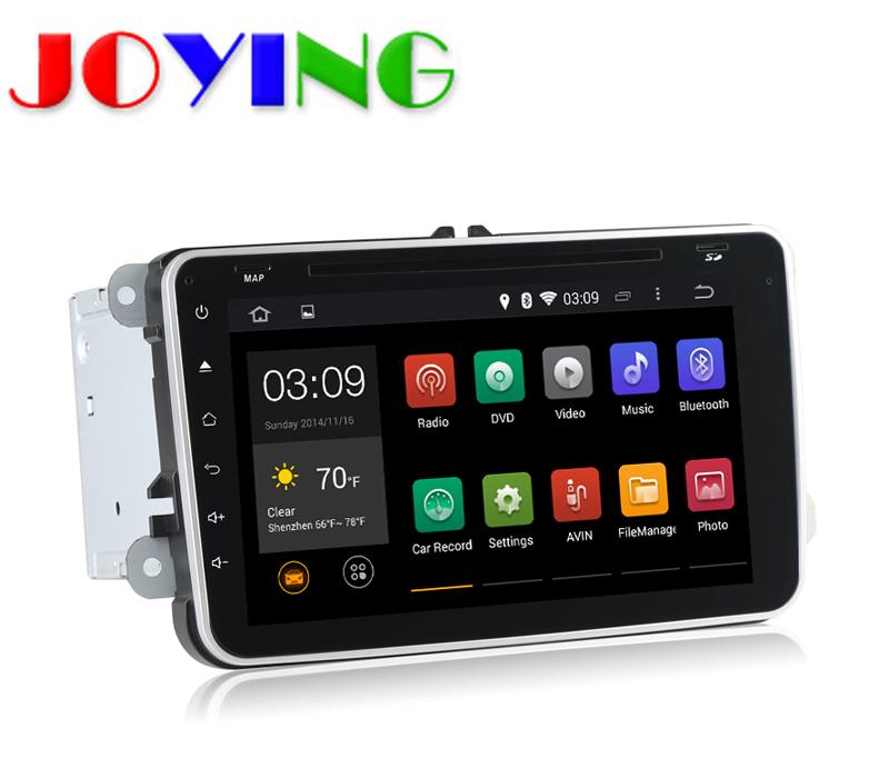 Autoradio Quad Core Android 4.4 car dvd player gps navigation Volkswagen VW Skoda POLO PASSAT B6 TIGUAN GOLF 5 Fabia Eos radio(China (Mainland))