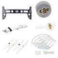 DJI Phantom 3 Accessories Kit Of Camera lens cover+2pcs Propeller+1 remote control lanyard+4pcs Phantom 3 Propeller Protector