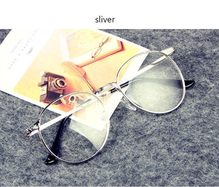 2017 Clear Fashion Glasses For Ladies Optical Eye Glasses Frames For Women Men Para Oculos De Grau Feminino Eyewear Frames