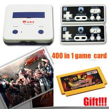 Videospielkonsolen Player + 400 spielen Karte + zwei Griff + Paket Box als Geschenk Game of Thrones(China (Mainland))