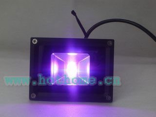 New 10W rgb Flood light with remote, high quality housing, remote distance more than 8 meter, Input:85V~265V Ac