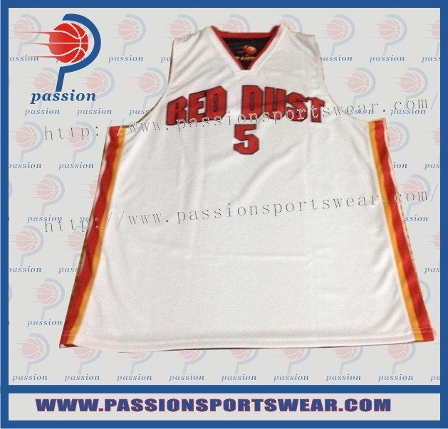Sublimated team Basketball Jerseys/uniforms(China (Mainland))