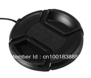 + Tracking Number 49mm Snap-on Front Lens Cap Cover Canon Nikon Olympus Sony Pentax Sigma - Shenzhen Leson Technology Co., Ltd. store