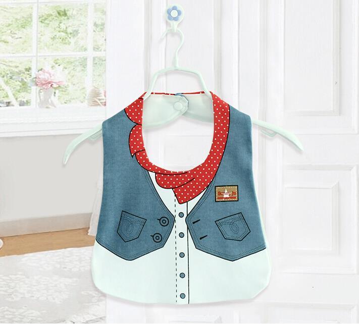 Бренд младенцы нагрудник одежда полотенце дети водонепроницаемый нагрудники