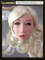 Top quality doll head for young lady sex doll nice cheap oral sex doll head silicone