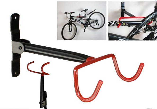 garage wall bicycle bike storage rack mount hanger hook holder with screws in bicycle rack from. Black Bedroom Furniture Sets. Home Design Ideas