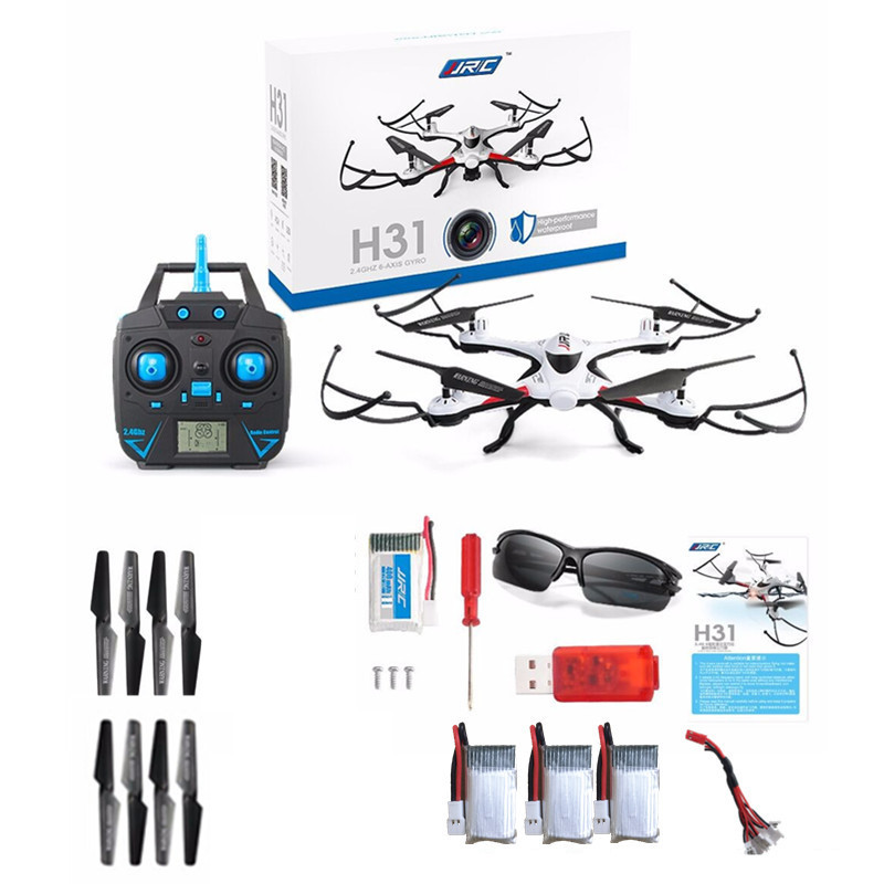 JJRC H31 RC Drone 2.4G 4CH 6Axis professional RC Quadrocopter Helicopter RTF Some Combos Waterproof Resistance(China (Mainland))