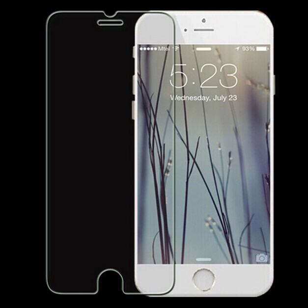 Ultra Slim 0.26mm 2.5D 9H Explosion-proof Shattetproof Tempered Glass Screen Protector Protective Film iPhone 6 plus 5.5'' - The Professional 3c Accessories trading company store