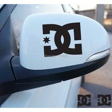 Monster Car Stickers Ken Block Car DCSHOECOUSA Decal 13 x 11 cm for Toyota Ford Chevrolet Volkswagen Honda Hyundai Kia Lada