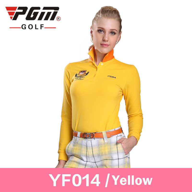 buy brand golf cotton womens golf shirts plus size golf clothes polo manche. Black Bedroom Furniture Sets. Home Design Ideas