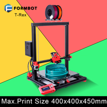 Upgraded Quality High Resolution 0.05mm Wanhao Prusa i3 V2 DIY 3D Printer kit with 2 rolls of filament