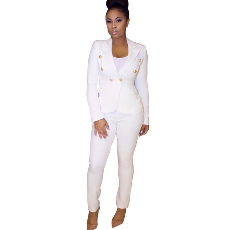 Simple Black Pants White Blouse  Fat Pants