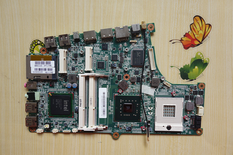 HOTSALE FRU 11011762 FOR Lenovo IdeaCentre A300 All In One Motherboard CIGM45S Ver: A01 100% Tested<br><br>Aliexpress