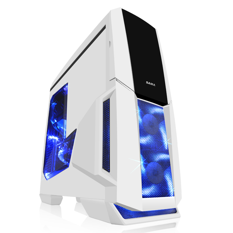 Sama xianma usb3.0 game computer case byward 240 water-FREE SHIPPING<br><br>Aliexpress